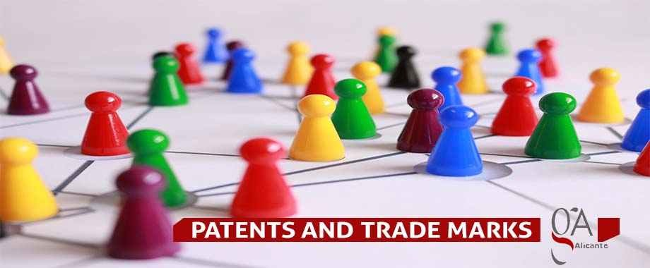 Patents and Trade Marks