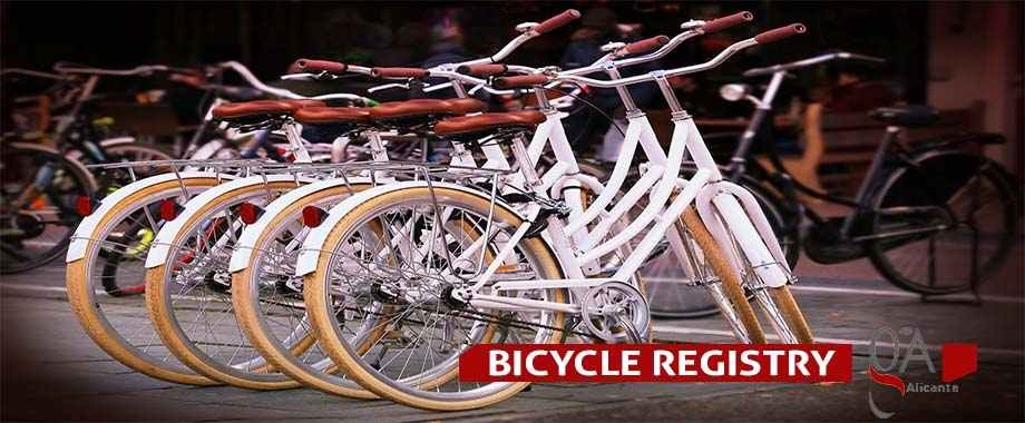 Bicycle Registry